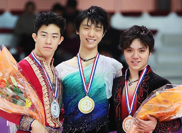 平昌五輪 ブックメーカー男子フィギュアは羽生、宇野、チェンの3強