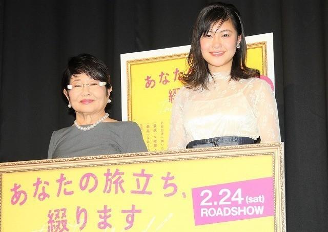 村上佳菜子、女優業に意欲 泉ピン子がエール「あなたの旅立ち、綴ります」羽生には太鼓判「うちのユズくんは強いから」