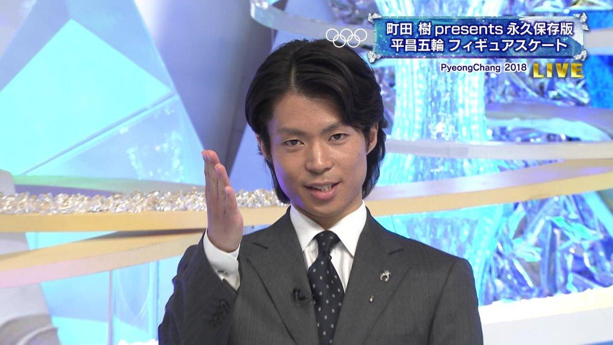 テレ東のエキシビション中継に出演していた町田先生解説&画像まとめ