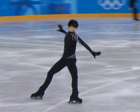 羽生結弦「金メダル、僕が取る」練習後一問一答