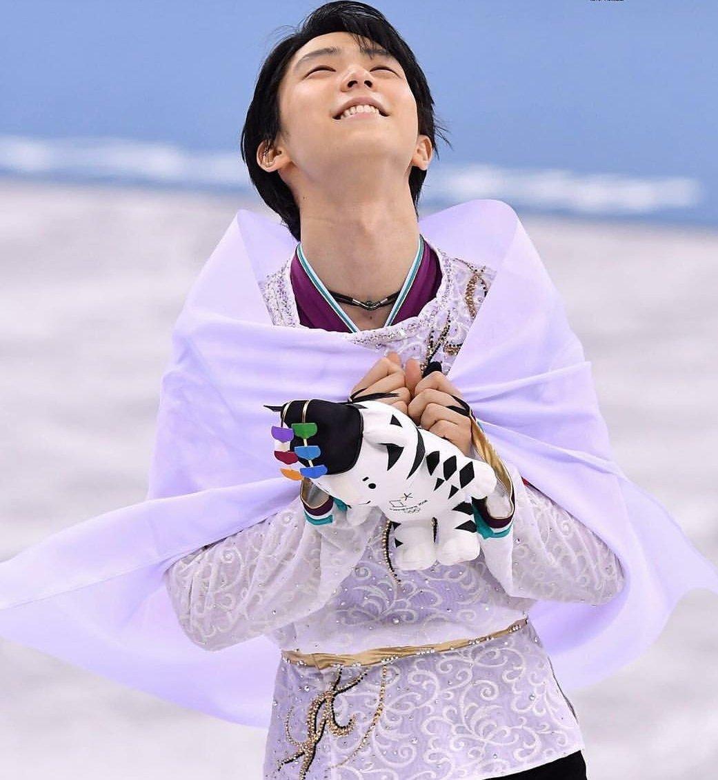IOC、羽生結弦の金が冬季五輪の記念すべき1000個目の金メダルだと発表!主人公!