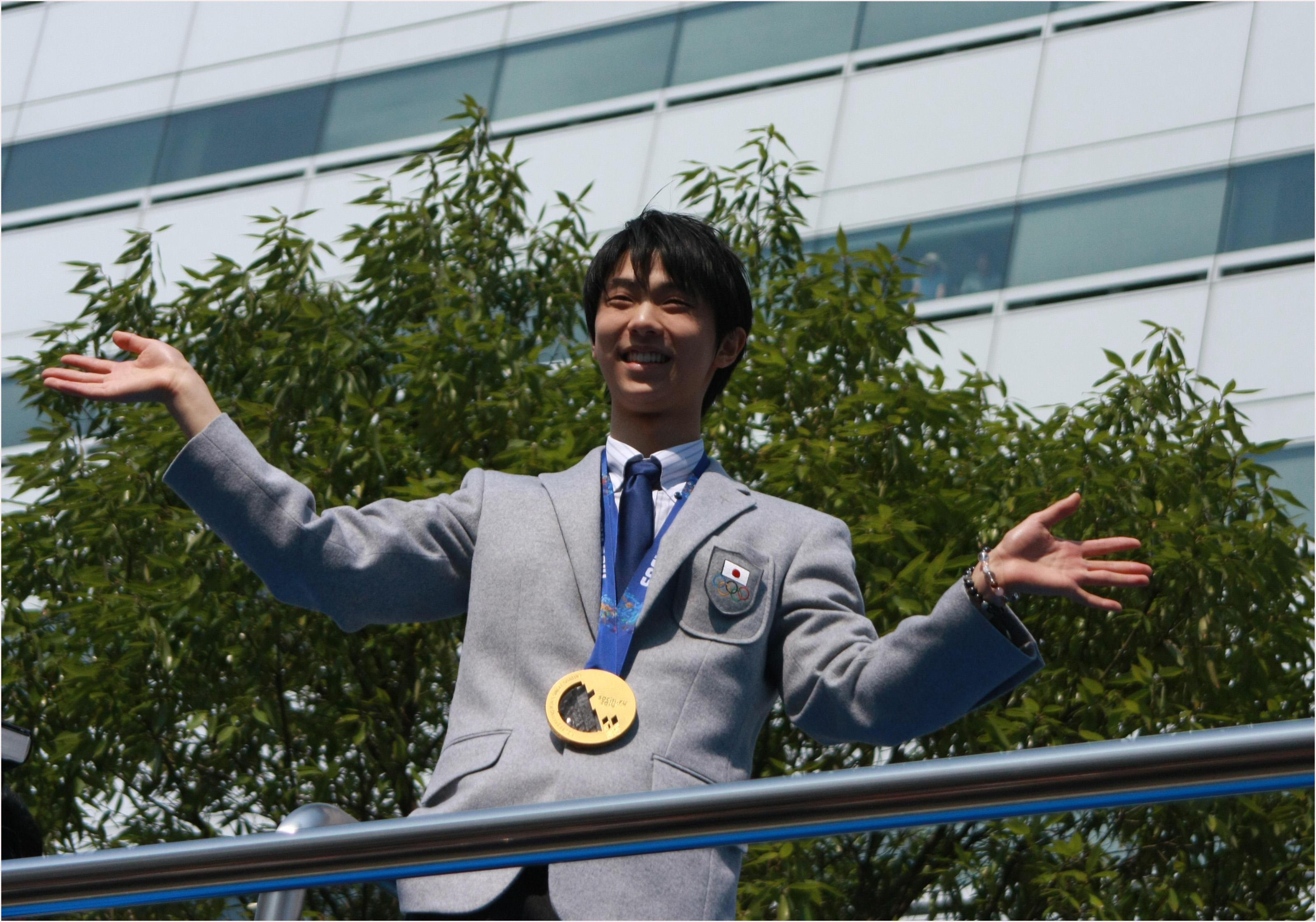 羽生結弦選手の偉業を祝うパレードが地元の仙台市で4月22日を軸に最終調整!
