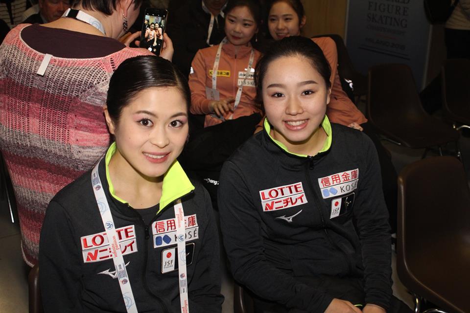 宮原知子は最終37番滑走、ザギトワは34番、樋口新葉は32番 世界選手権女子SP