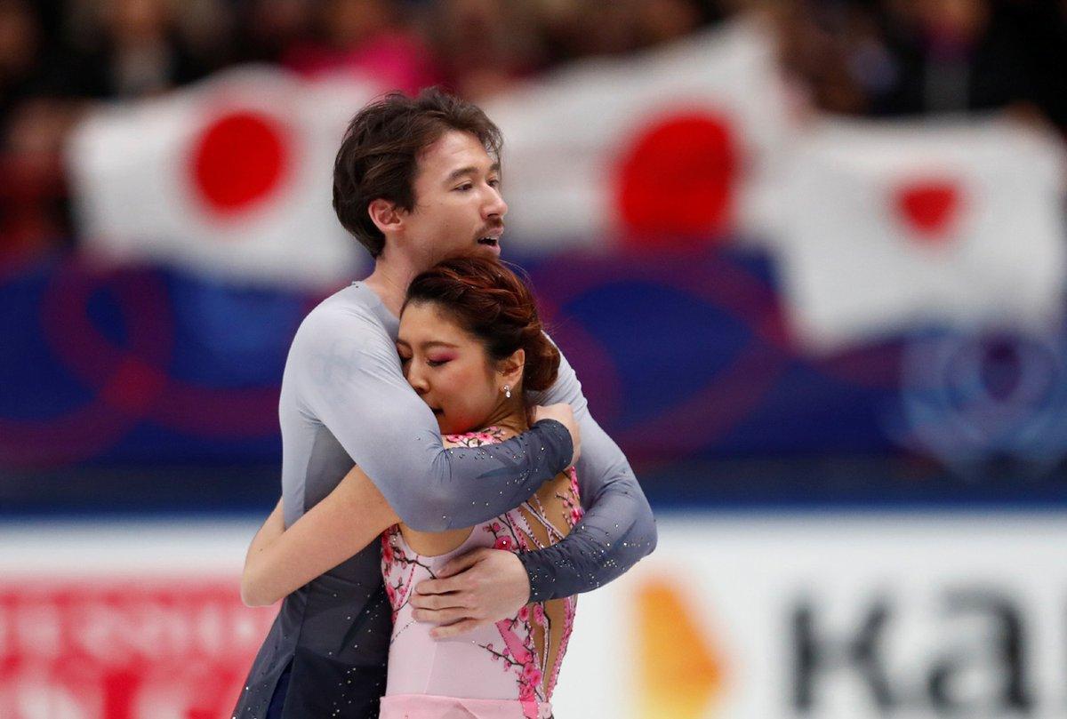 村元、リード組が日本最高11位「トップと差ある」 優勝はフランスのガブリエラ・パパダキス/ギヨーム・シゼロン組が通算3度目の優勝を飾った。