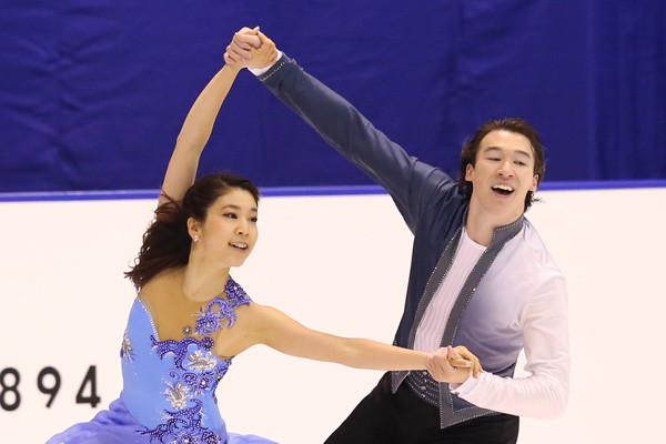 日本でアイスダンスができる環境を-村元哉中の訴え