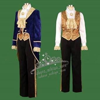 羽生くんの王子系衣装は1度見てみたい!どの王子様がいいの?