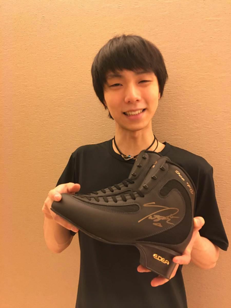 羽生結弦サイン入りスケート靴、オークション3000万円突破したその後!