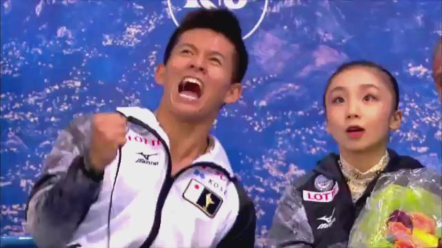 ペアの高橋成美が現役引退=12年世界選手権銅メダル