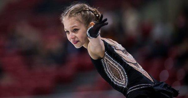 驚異の13歳、トルソワ フリーでは2度の4回転挑戦を明言 …世界ジュニア