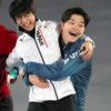 五輪EX全体練習の羽生結弦と他選手絡みまとめ動画!