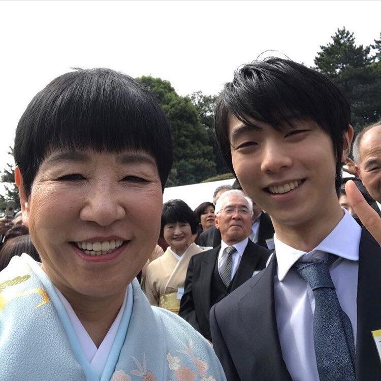 和田アキ子さんが羽生結弦を大絶賛!「彼の言葉、陛下に対しても完璧」