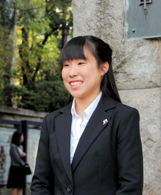 三原舞依 甲南大の入学式に出席「勉強とスポーツを両立させて人間として成長したい」