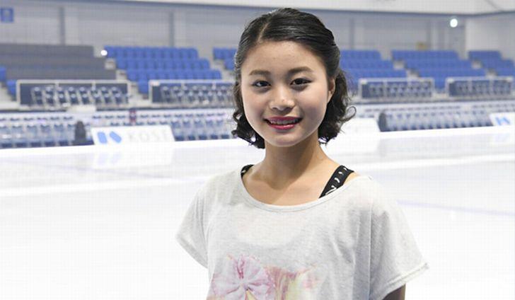 白岩優奈、4年後北京五輪へトリプルアクセルに挑戦