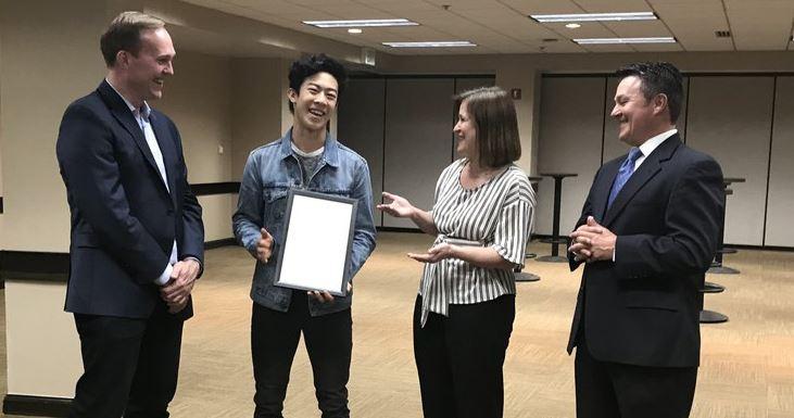 ユタ州は、5月16日を「ネイサン・チェンの日」という祝日に。アメリカの羽生ファン「アメリカはネイサンを大切にしている。日本のメディアはなぜ結弦を大切にしないのか」