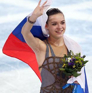 ソチ五輪の女王ソトニコワが競技復帰に意欲 「もし100%準備できたら大会に出る」