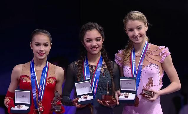 ロシア女子が日本でアイスショーするならこのメンバー!ロシア女子オールスターズショー