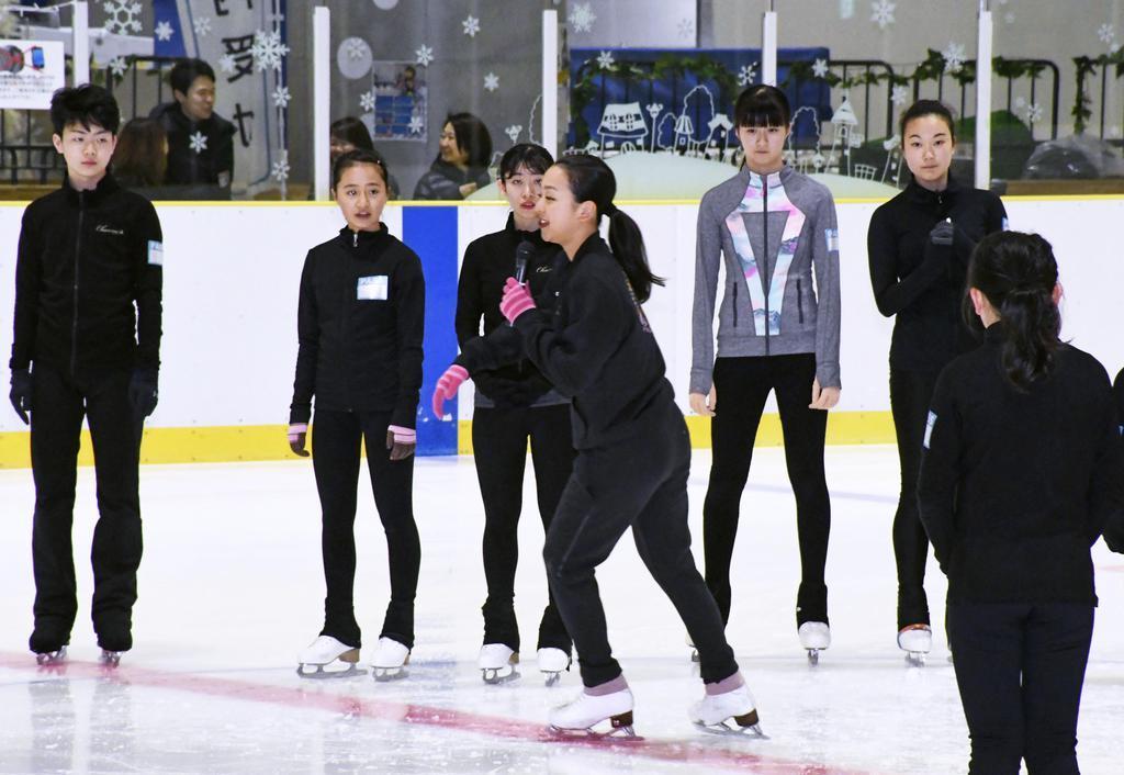 浅田姉妹と無良崇人氏が新潟市でフィギュアスケート教室を開催!浅田真央サンクスツアーがいよいよ明日開幕!