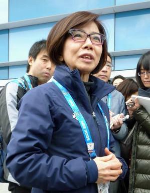 小林芳子強化部長の続投を発表。また、来季のGPシリーズ第3戦は、欧州で実施する可能性も。