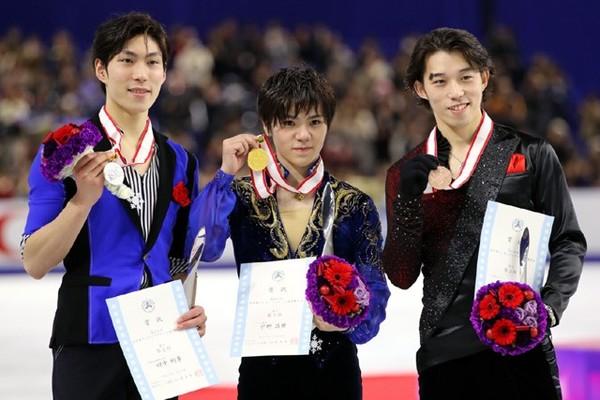 フィギュアスケート 18―19年の日程発表 全日本選手権は12月20〜24日、大阪で