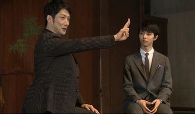 野村萬斎「羽生選手が安倍晴明をやりはじめて呪縛から解き放たれた」