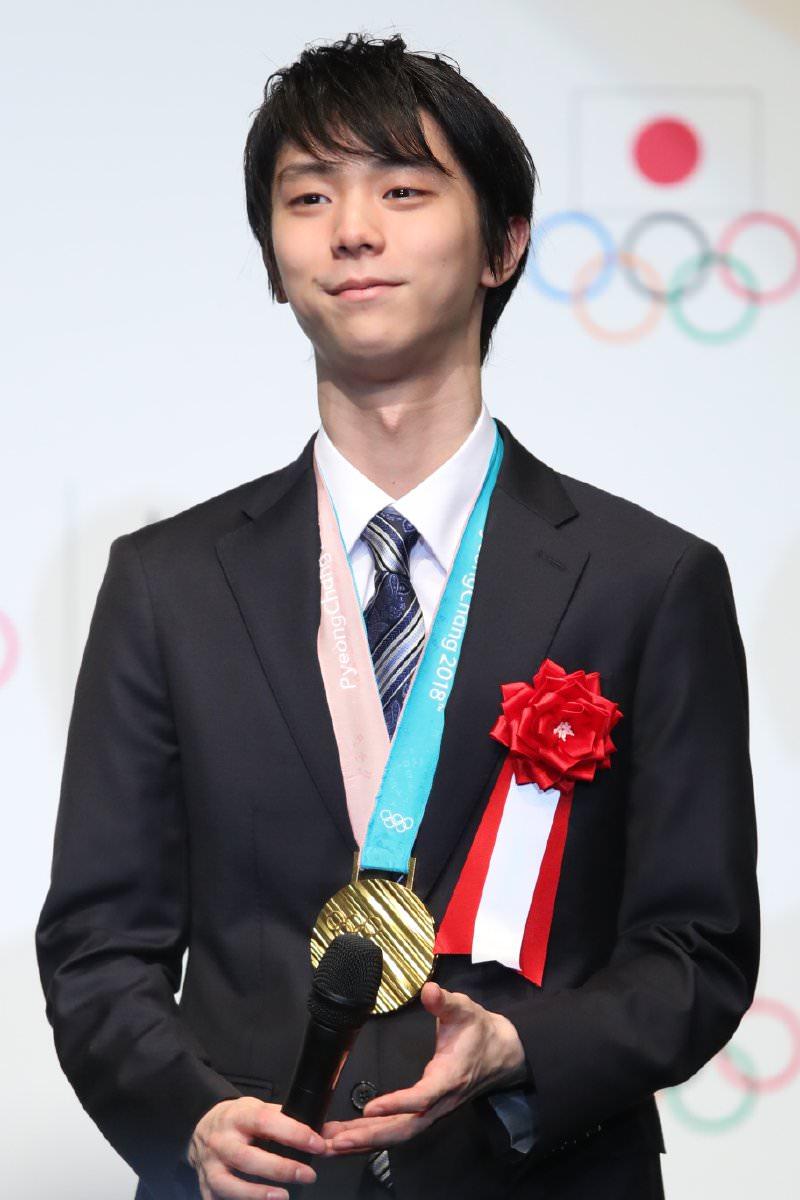 羽生結弦選手 平成29年度JOCスポーツ賞の表彰式に出席。「年度賞 特別栄誉賞」を受賞!【画像、映像まとめ】
