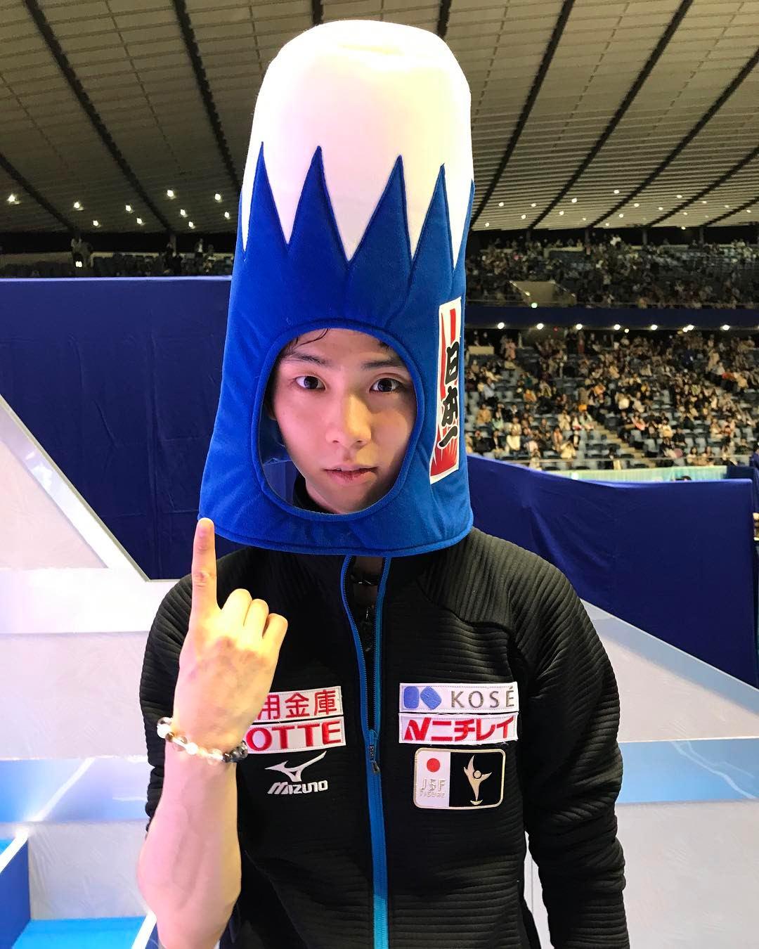 みんな知ってた? 富士山羽生がアップされた時、富士山専門のプロカメラマンがいいねしてたのw