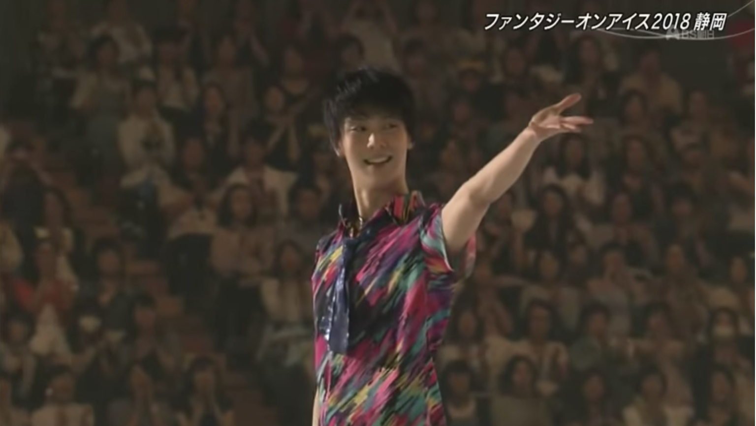 Fantasy on Ice 静岡公演 7月1日放送分の動画まとめ!