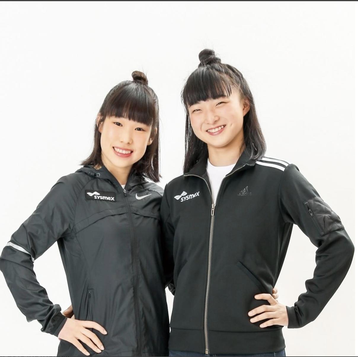 シメックスが坂本花織選手と三原舞依選手2人の公式Instagramのアカウントを解説!同じ髪型だ!w