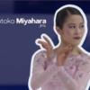 ISUが投稿した宮原知子選手の動画がかっこいいと話題に!!