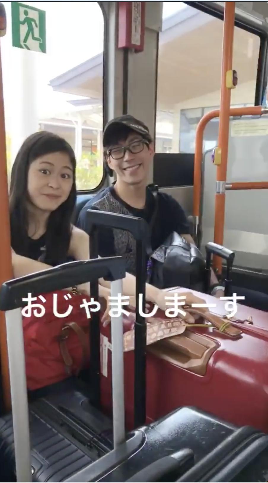 横井ゆは菜選手もシニア合宿に参加!インスタのストーリーに映像がアップされる!