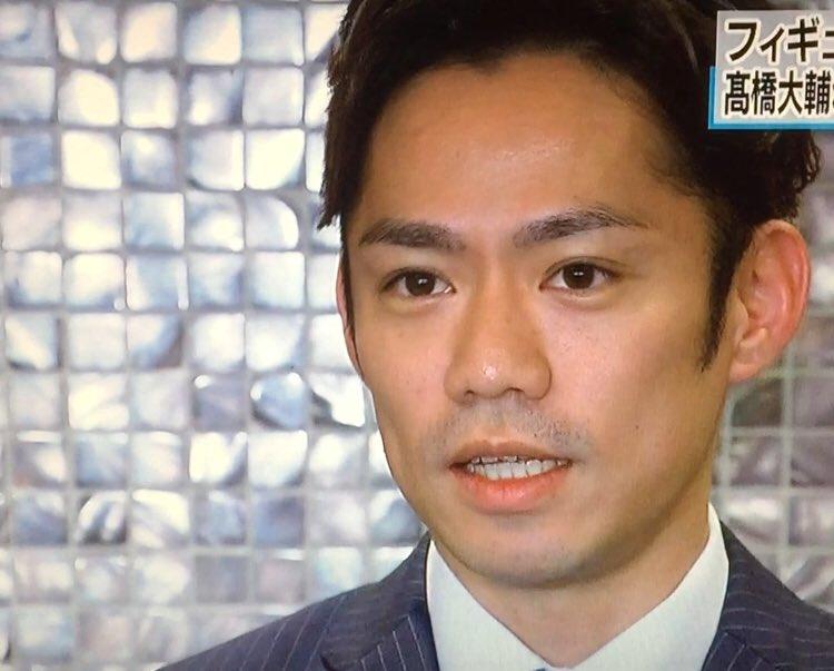 現役復帰の高橋大輔は近畿ブロックからの出場を発表!