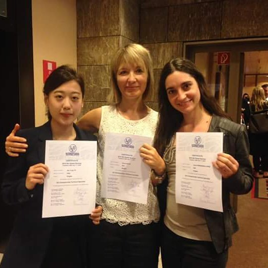 ハビエル・フェルナンデスの姉ラウラさんがISU技術スペシャリストの資格を取得 !