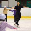 浅田姉妹が札幌でスケート教室!子どもたちを指導「少しでも上達してくれたらうれしい」