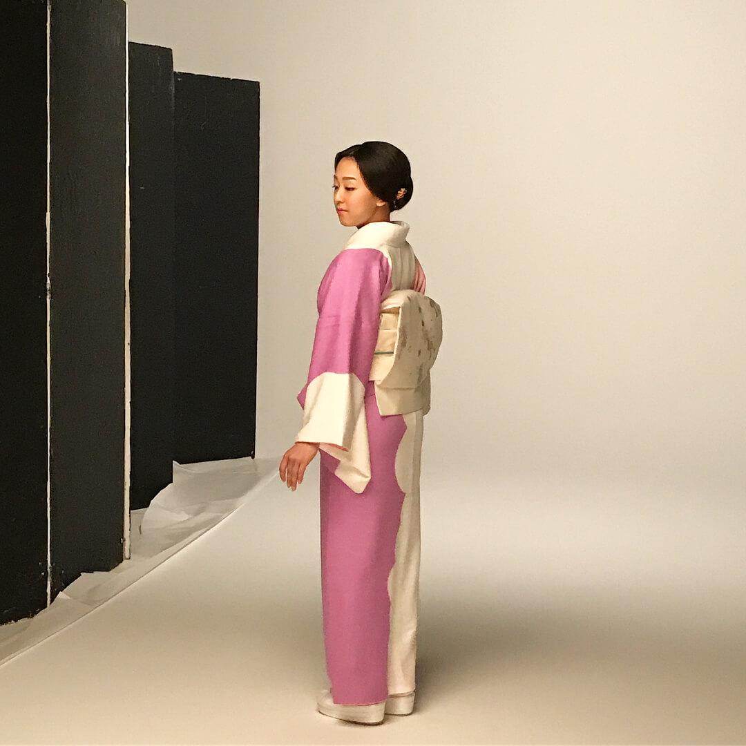 浅田真央が家庭画報で撮影した着物姿をインスタグラムで公開!