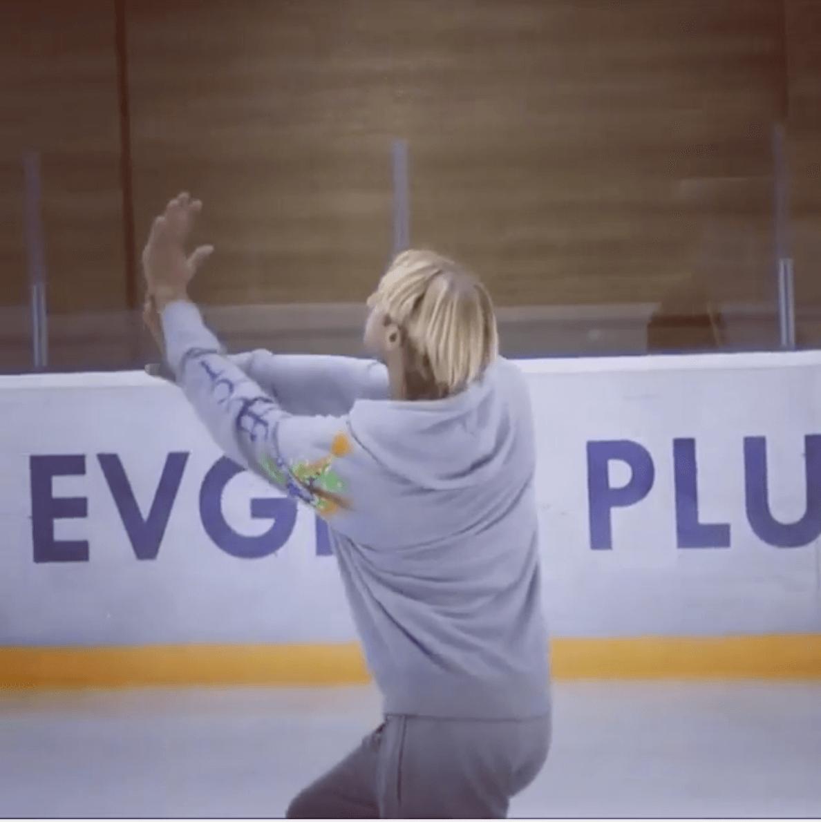 プルシェンコが新プロの映像をアップ!