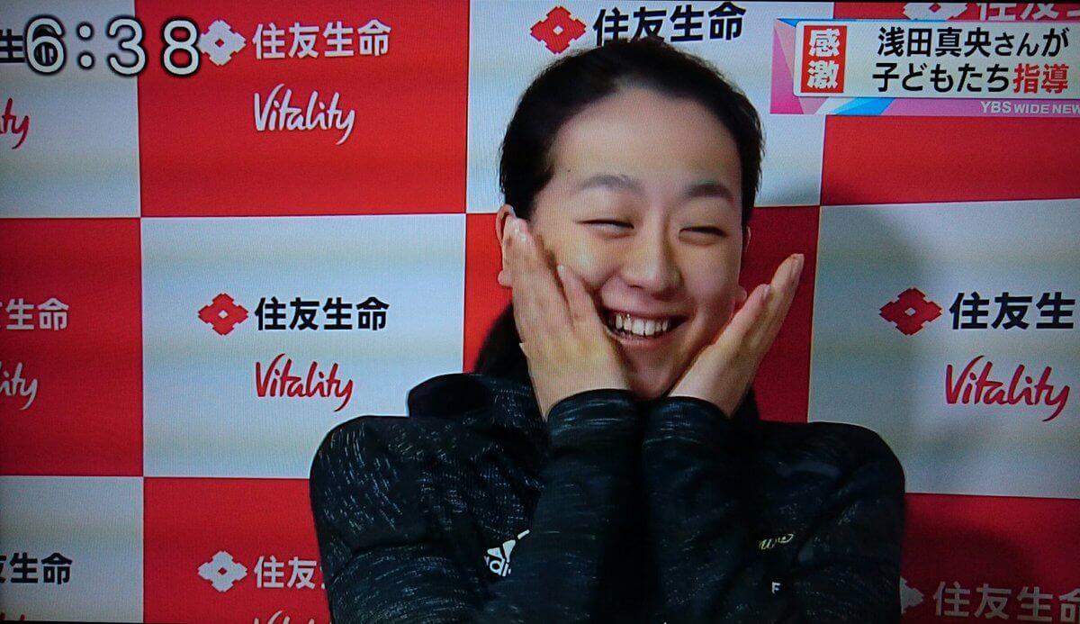 浅田真央が子どもたちにコツ伝授!「浅田真央サンクスツアー」の関連イベント。