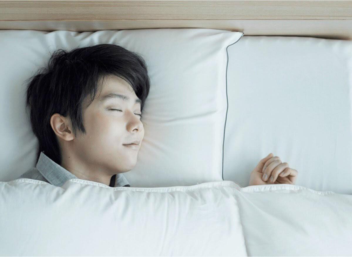 OKグーグル!今現在のはにゅの寝顔見せて!