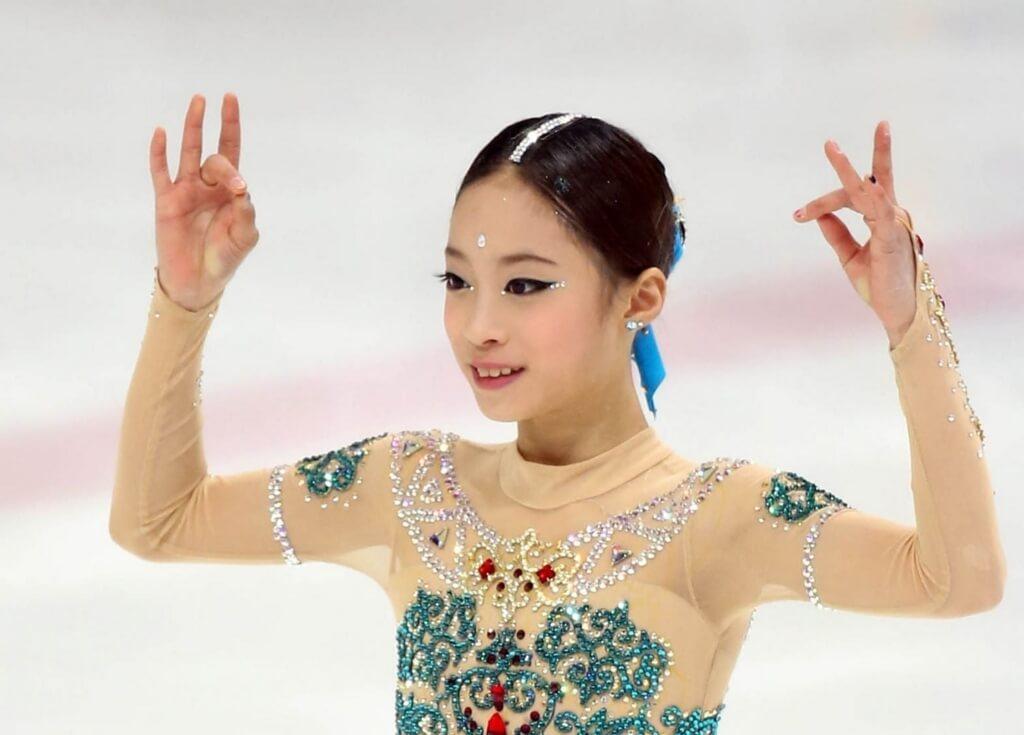 ユヨンも4Lzを綺麗に跳んでる映像を投稿!ジュニア女子どうなってるんだ・・・w