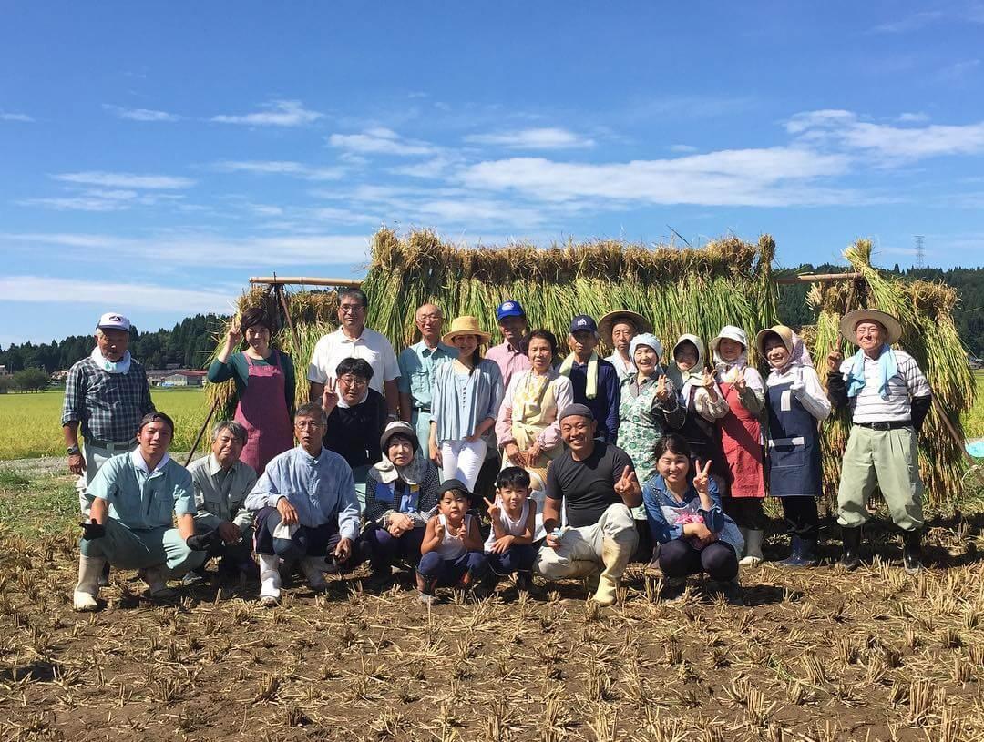 浅田真央が新潟の農園と学校を訪問!農園の写真馴染みすぎw