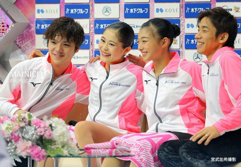 【ジャパンオープン】日本が2年ぶりの優勝!宇野昌磨が今季世界1位相当の186点を記録!
