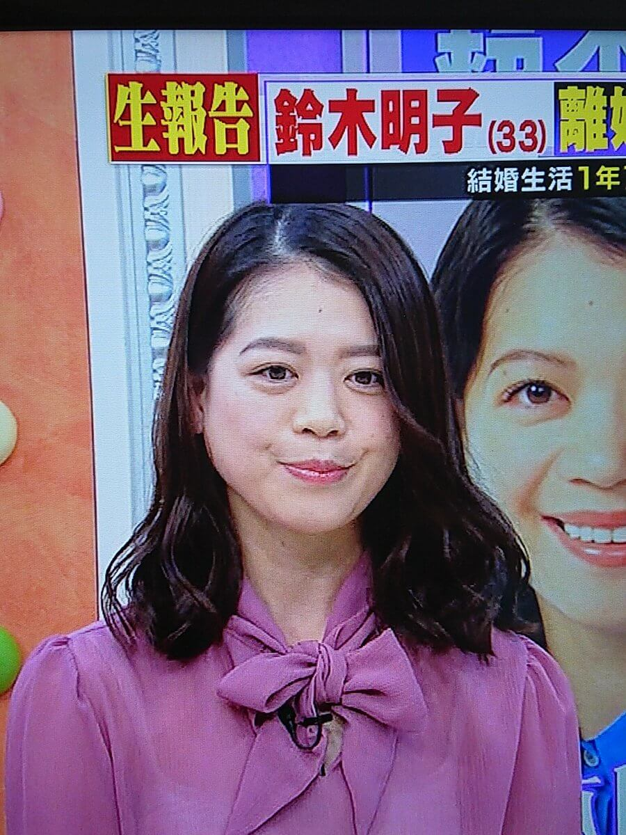 【動画有】鈴木明子さん離婚発表「答え見つからず…」 結婚報告した「ゴゴスマ」で生報告