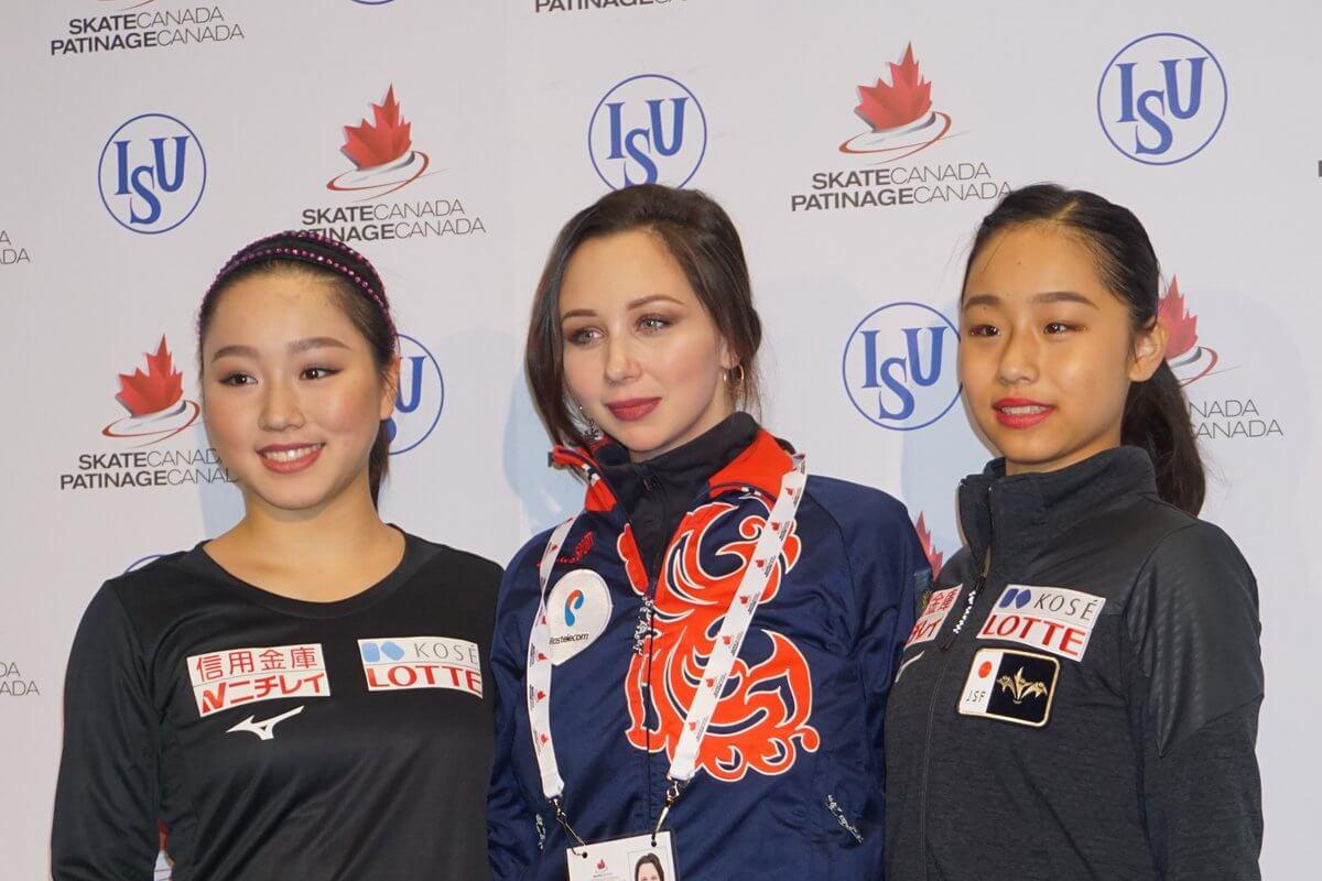 【GPS】スケートカナダ大会 女子SP結果まとめ! メドベージェワがまさかの7位スタートに。