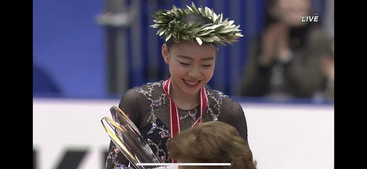 【速報】NHK杯 女子最終結果まとめ!紀平梨花が圧倒的演技で初出場初優勝を決める!