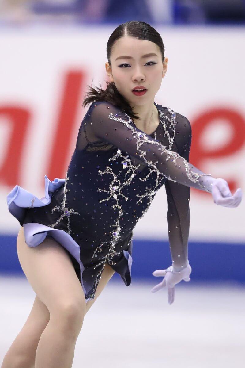 NHK杯優勝の紀平梨花「4回転ジャンプを来季構成に入れることを目標にしている」