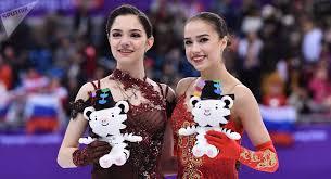 ロシアナショナル女子のメンバーが豪華すぎると話題にwww
