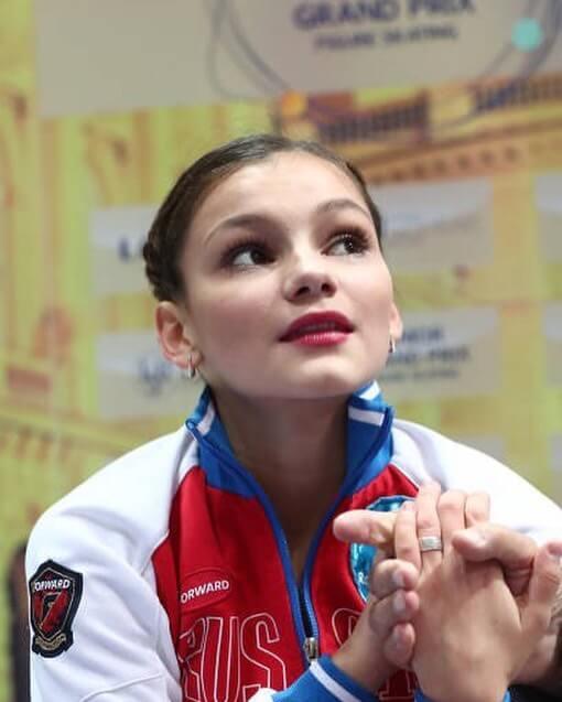 サモドゥロワが3A習得へ!「紀平とどうやって戦う?それは3Aです」