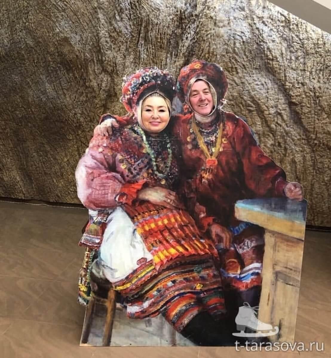 タラソワとオーサーが仲良しとわかる1枚の写真がこちらwww