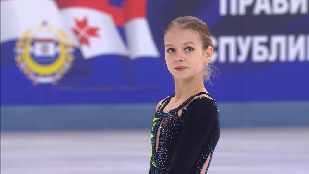 トゥルソワが4Fを練習で着氷!→もはや何跳んでも驚かなくなってきたwww