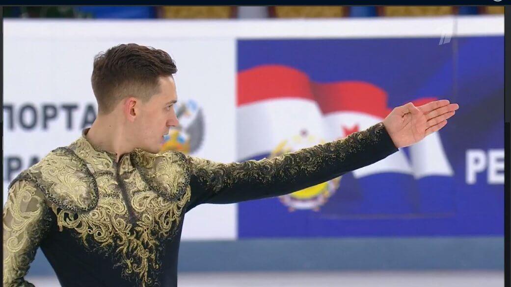 ロシア選手権 男子最終結果まとめ!