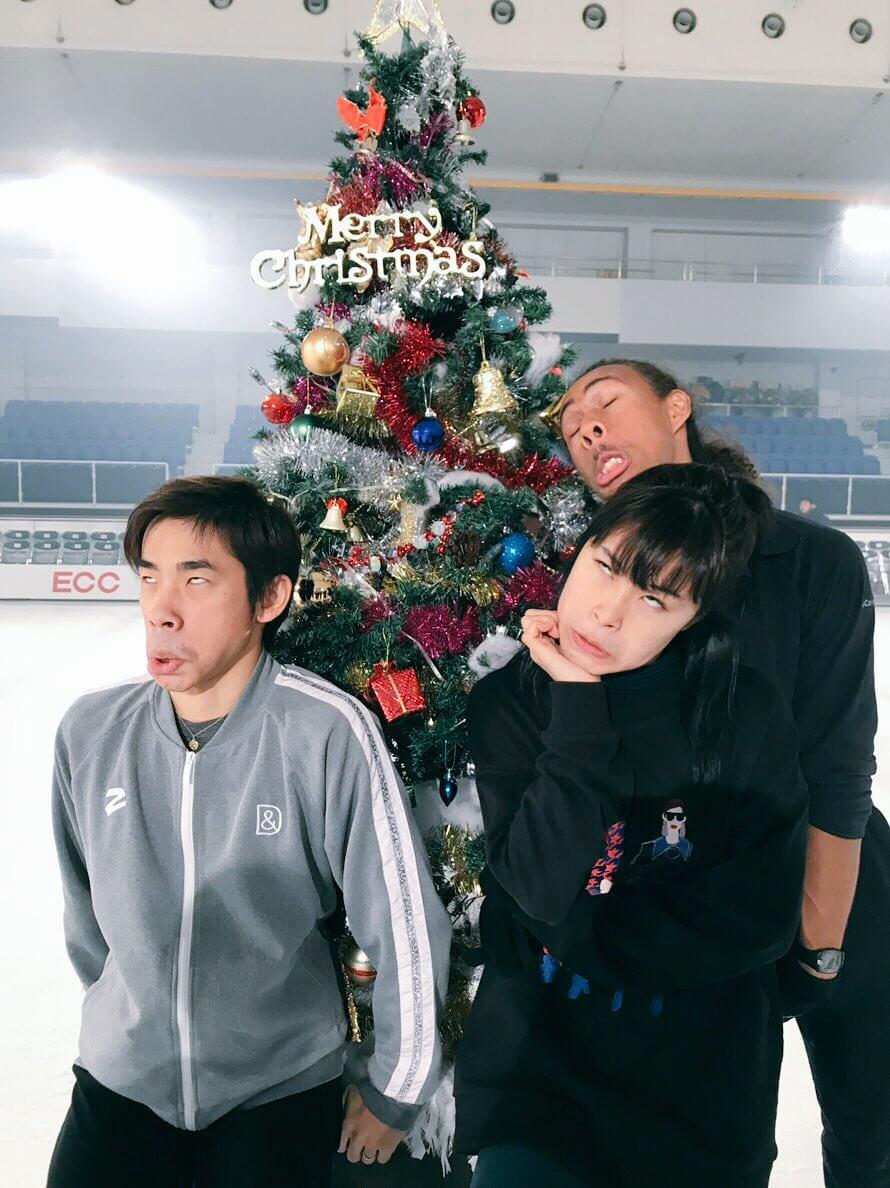 少し早いクリスマスを